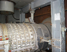 GE LM1500 Gas Turbine