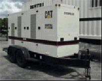caterpillar xq225 diesel generator